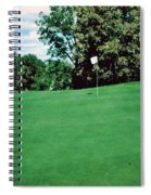 Brookhill Golf Course Spiral Notebook