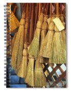 Brooms For Sale Spiral Notebook