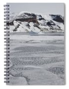 Brown Bluff, Antarctica Spiral Notebook