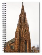 Brownstone Church Spiral Notebook