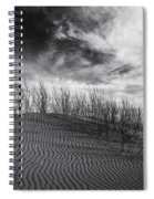 Bruneau Dunes State Park Idaho Spiral Notebook