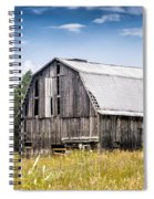 Brutus Barn Spiral Notebook