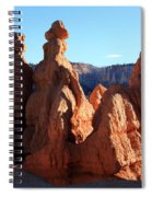 Guardians Of The Canyon Spiral Notebook