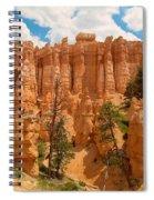 Bryce Hills 2 Spiral Notebook