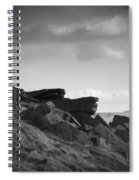Buckstone Edge Spiral Notebook