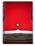 Bug Eyed Sprite Spiral Notebook