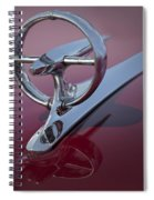 Buick 56c Super Classic Spiral Notebook