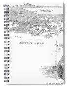 Bunker Hill, 1775 Spiral Notebook