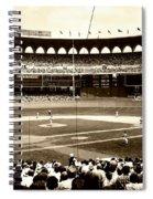 Busch Stadium - St Louis 1966 Spiral Notebook
