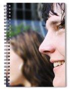 Business Team Spiral Notebook