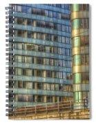 Bvg Building Spiral Notebook