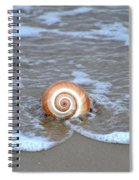 By The Sea Spiral Notebook