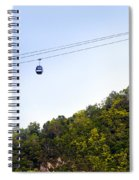 Cable Car Spiral Notebook