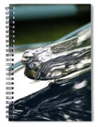 Cadillac 60 Special Spiral Notebook