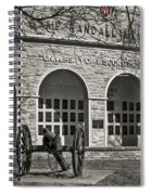 Camp Randall - Madison Spiral Notebook