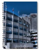 Camp Randall Stadium Spiral Notebook