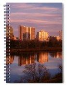 Canada, Saskatchewan, Saskatoon Spiral Notebook