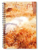 Canoe Spiral Notebook