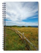 Cape Cod Vista Spiral Notebook