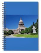 Capital Building Spiral Notebook
