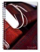 Captains Log Books Spiral Notebook