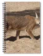 Caracal  Spiral Notebook