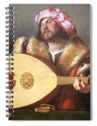 Cariani's A Concert Spiral Notebook