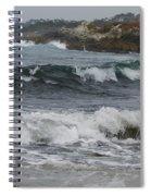 Carmel Original Photo Spiral Notebook