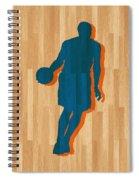 Carmelo Anthony New York Knicks Spiral Notebook