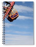Carousel Twist Spiral Notebook