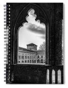 Castello Visconteo Spiral Notebook