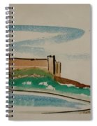 Castillo Sohail  Spiral Notebook
