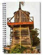 Cayucos Wind Farm Spiral Notebook