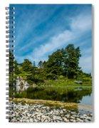 Cbg Waterfall Spiral Notebook