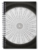 Ceiling Dome Spiral Notebook