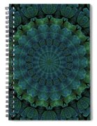 Celtic Corrugation Spiral Notebook