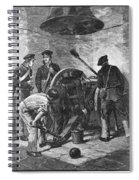 Chapultepec, 1847 Spiral Notebook