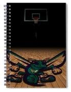 Charlotte Hornets Spiral Notebook