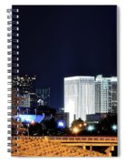 Charlotte Towers Spiral Notebook