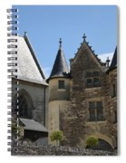 Chateau D'angers  Spiral Notebook