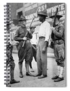 Chicago Race Riot, 1919 Spiral Notebook