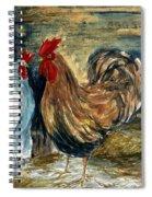 Chicken Coop Spiral Notebook