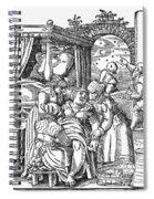 Childbirth, 1580 Spiral Notebook
