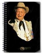 Chill Wills Old Tucson Arizona 1971-2008 Spiral Notebook