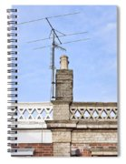 Chimney Spiral Notebook