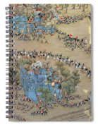 China Taiping Rebellion Spiral Notebook