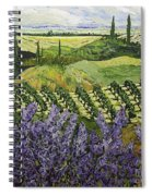 Chinaberry Hill Spiral Notebook