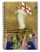 Christ Glorified In The Court Of Heaven Spiral Notebook
