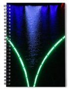 Christmas Reflections Spiral Notebook