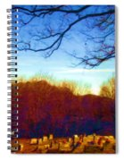 1 Chronicles 29 15 Spiral Notebook